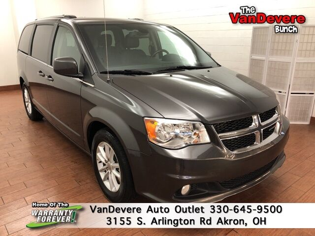 2019 Dodge Grand Caravan SXT Akron OH