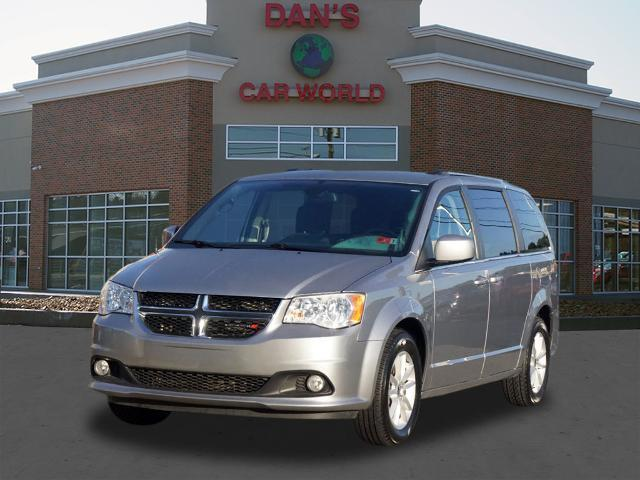 2019 Dodge Grand Caravan SXT Bridgeport WV