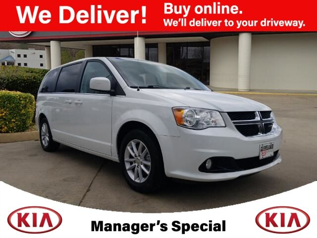 2019 Dodge Grand Caravan SXT Chattanooga TN