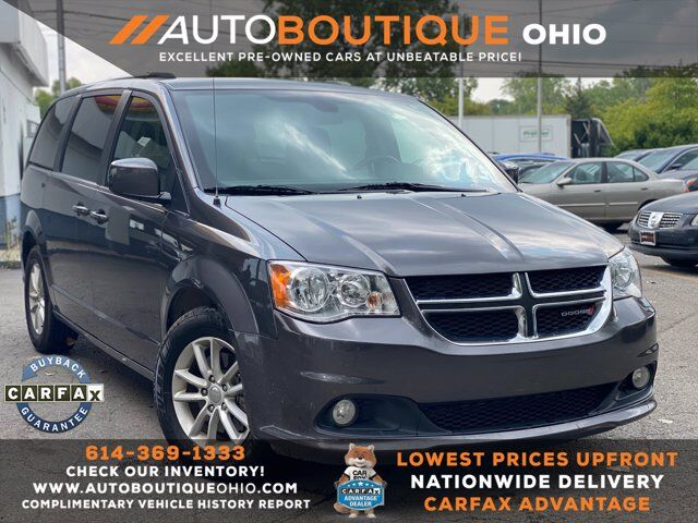 2019 Dodge Grand Caravan SXT Columbus OH