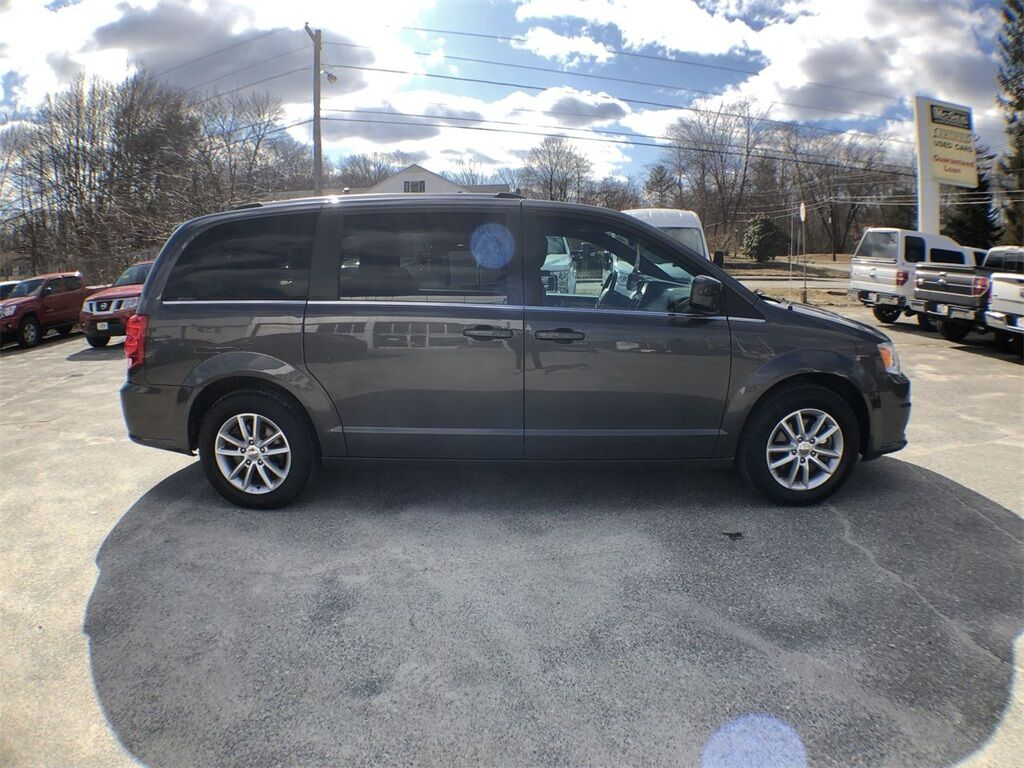 2019 Dodge Grand Caravan SXT Dudley MA