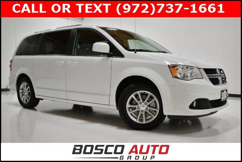 2019 Dodge Grand Caravan SXT Flower Mound TX