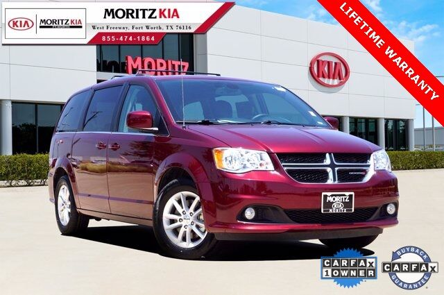 2019 Dodge Grand Caravan SXT Fort Worth TX