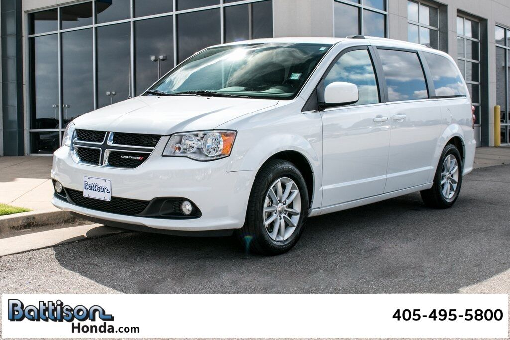 2019 Dodge Grand Caravan SXT Oklahoma City OK