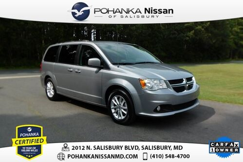 2019_Dodge_Grand Caravan_SXT Pohanka Certified_ Salisbury MD
