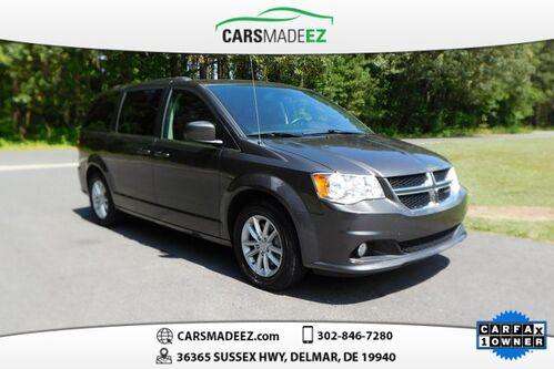 2019_Dodge_Grand Caravan_SXT_ Salisbury MD