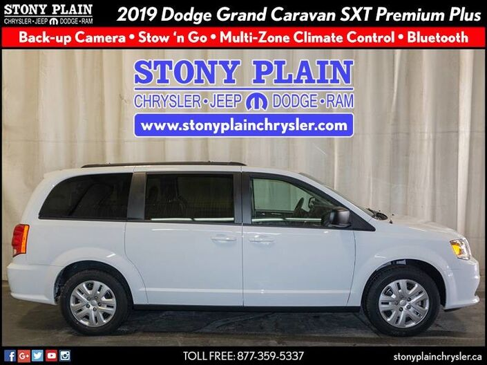 2019 Dodge Grand Caravan SXT Stony Plain AB
