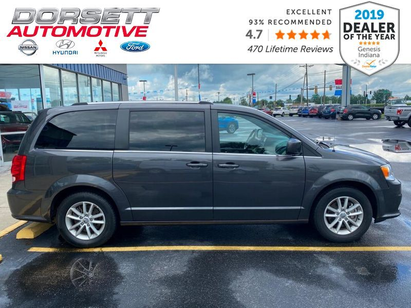 2019 Dodge Grand Caravan SXT Marshall IL