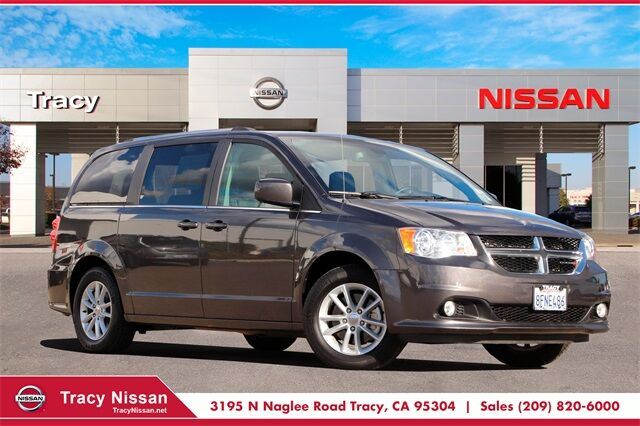 2019 Dodge Grand Caravan SXT Tracy CA