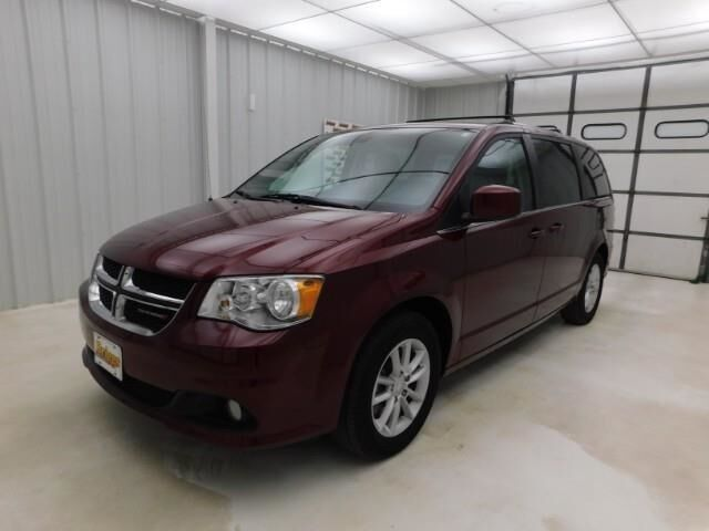 2019 Dodge Grand Caravan SXT Wagon Manhattan KS
