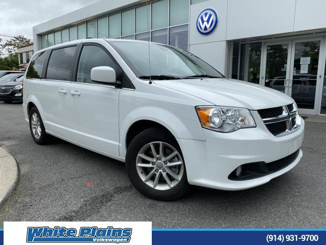 2019 Dodge Grand Caravan SXT Wagon White Plains NY
