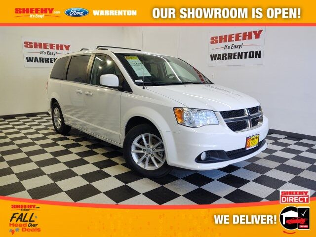 2019 Dodge Grand Caravan SXT Warrenton VA