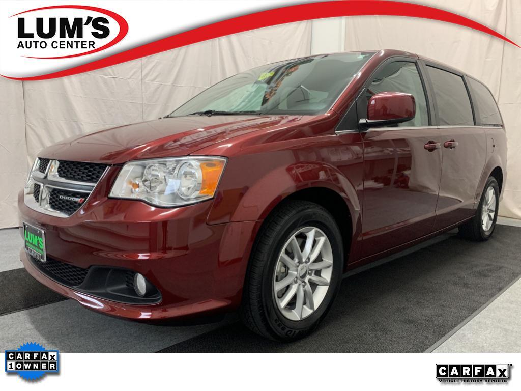 Used 2019 Dodge Grand Caravan Sxt In Warrenton Or