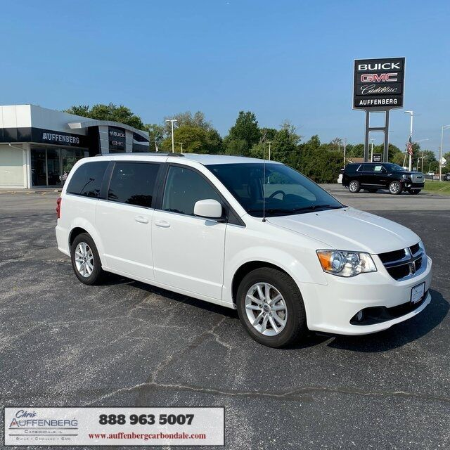 2019 Dodge Grand Caravan SXT Carbondale IL