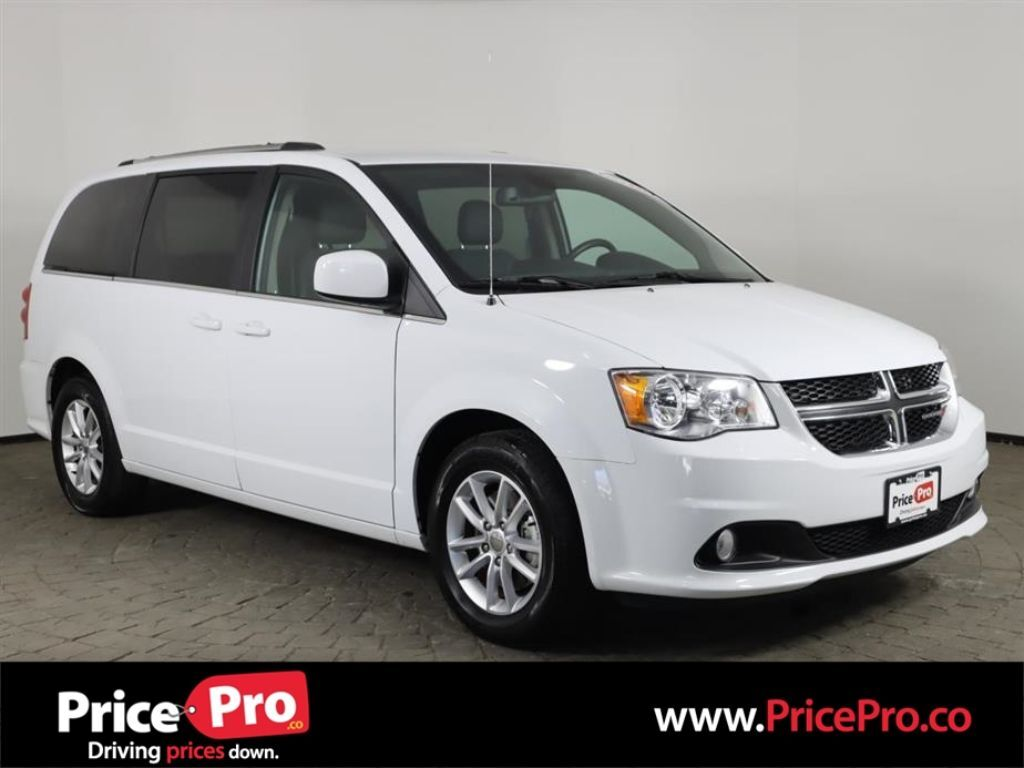 2019 Dodge Grand Caravan SXT w/Captains/Leather Seats Maumee OH
