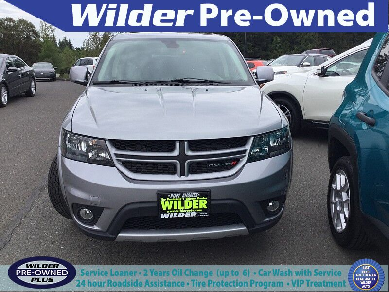 2019 Dodge Journey 4d SUV AWD GT Port Angeles WA