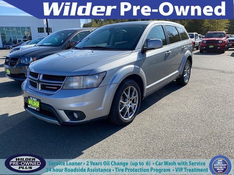 2019 Dodge Journey 4d SUV FWD GT Port Angeles WA