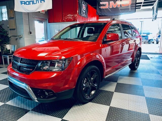 2019 Dodge Journey Crossroad 4dr SUV Wyandotte MI