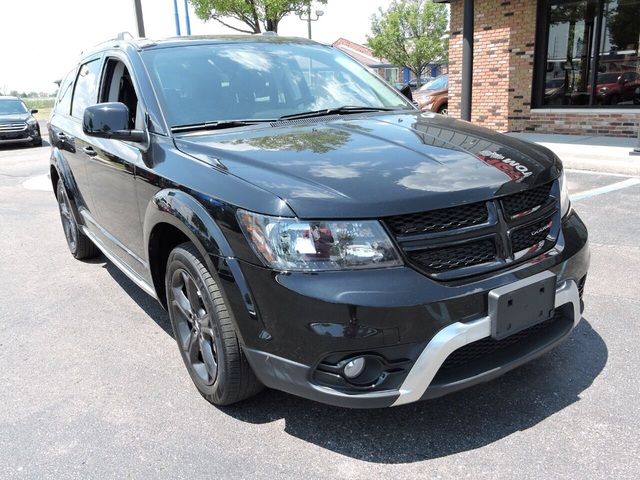 2019 Dodge Journey Crossroad AWD 4dr SUV