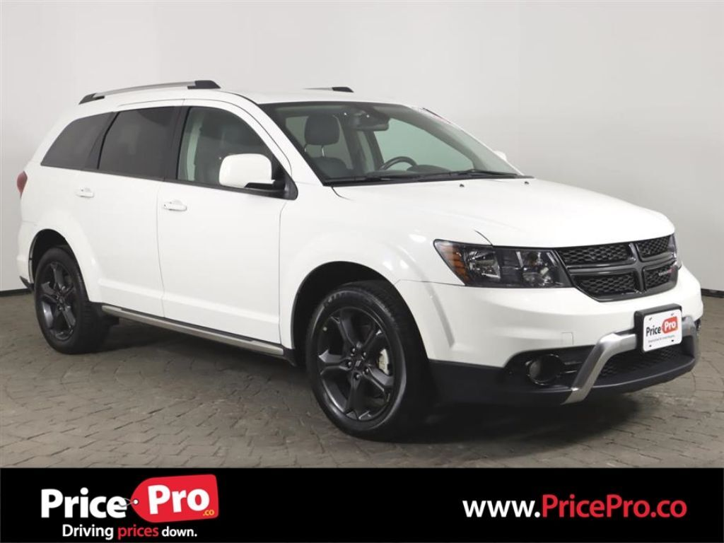 2019 Dodge Journey Crossroad AWD V6 w/3rd Row Maumee OH
