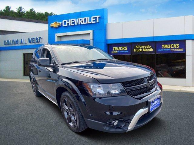 2019 Dodge Journey Crossroad AWD Fitchburg MA