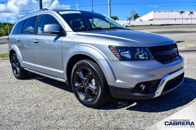 2019 Dodge Journey Crossroad Arecibo PR