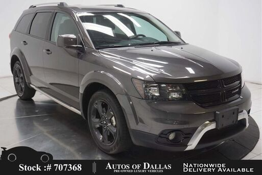 2019_Dodge_Journey_Crossroad CAM,KEY-GO,19IN WLS,3RD ROW_ Plano TX