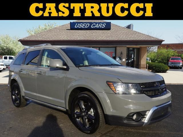 2019 Dodge Journey Crossroad Dayton OH