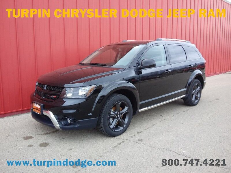 2019 Dodge Journey Crossroad Dubuque IA