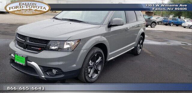 2019 Dodge Journey Crossroad Fallon NV