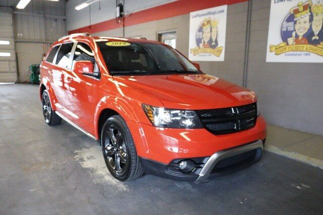 2019 Dodge Journey Crossroad Davenport FL