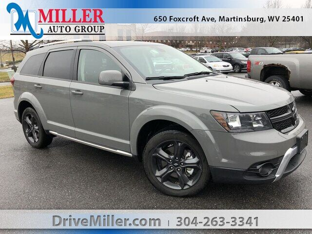 2019 Dodge Journey Crossroad Martinsburg WV