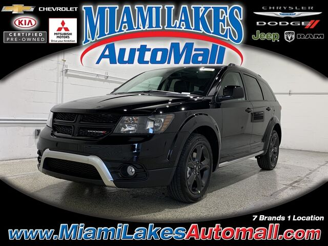 2019 Dodge Journey Crossroad Miami Lakes FL