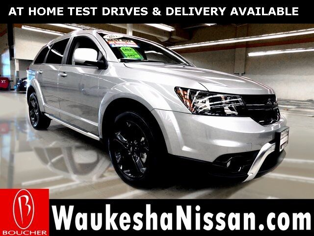 2019 Dodge Journey Crossroad Waukesha WI