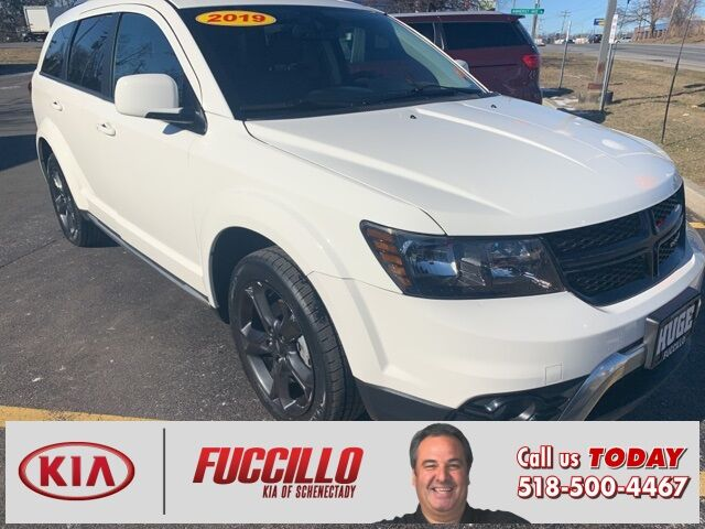 2019 Dodge Journey Crossroad Schenectady NY