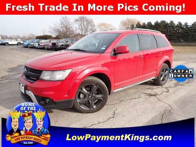 2019 Dodge Journey Crossroad Monroe MI