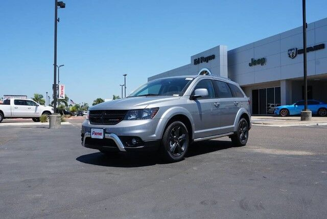 2019 Dodge Journey Crossroad Weslaco TX
