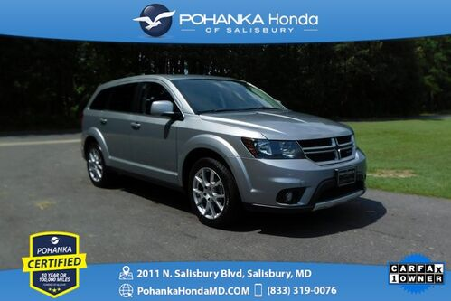 2019_Dodge_Journey_GT ** Pohanka Certified 10 Year / 100,000  **_ Salisbury MD