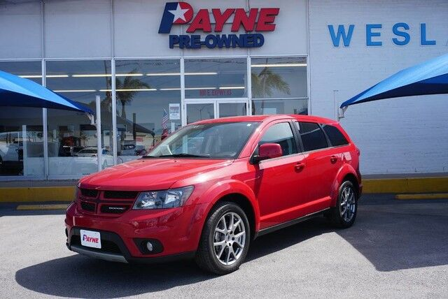 2019 Dodge Journey GT Weslaco TX