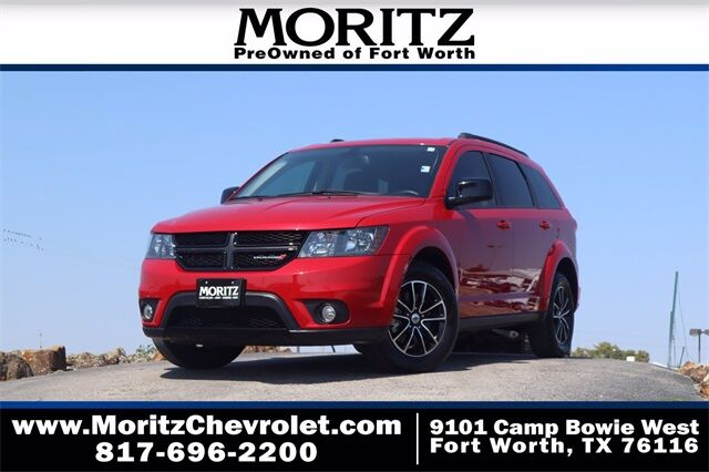 2019 Dodge Journey SE Fort Worth TX