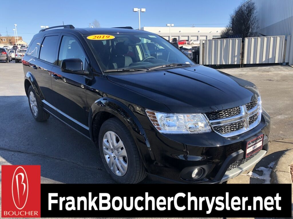 2019 Dodge Journey SE Janesville WI