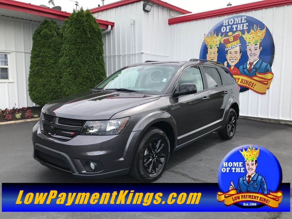 2019 Dodge Journey SE Shelby OH