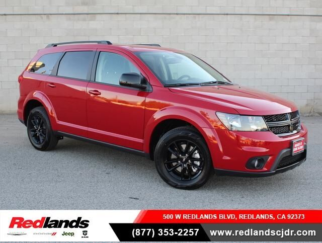 2019 Dodge Journey SE Redlands CA