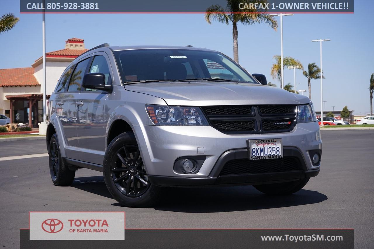 2019 Dodge Journey SE Santa Maria CA