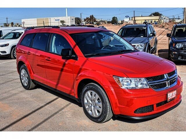 2019 Dodge Journey SE VALUE PACKAGE Andrews TX