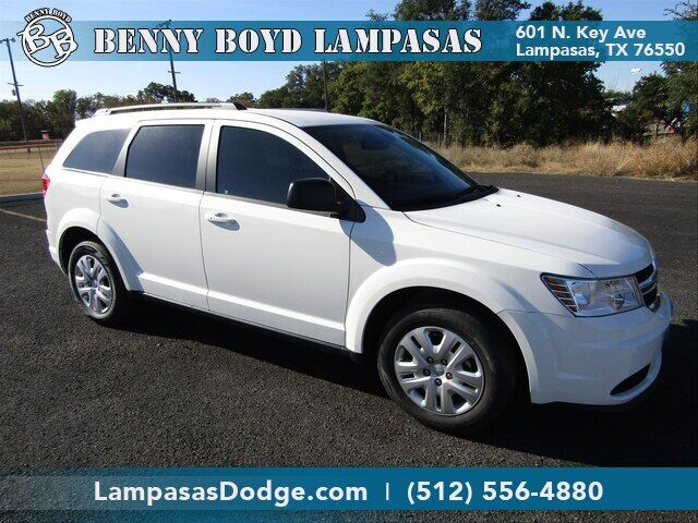 2019 Dodge Journey SE VALUE PACKAGE Lampasas TX