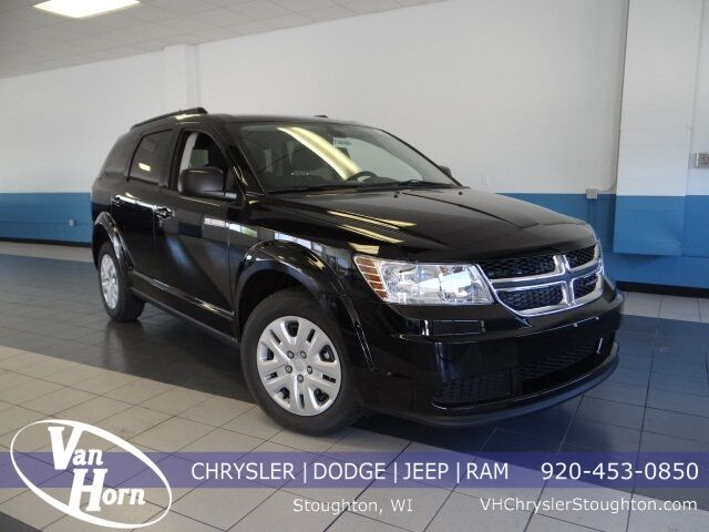 2019 Dodge Journey SE VALUE PACKAGE Plymouth WI