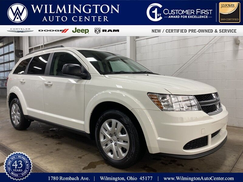 2019 Dodge Journey SE VALUE PACKAGE Wilmington OH