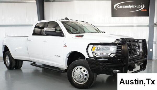 2019 Dodge Ram 3500 Laramie Dallas TX