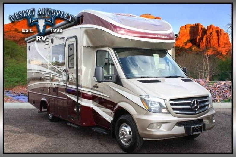 2019 Dynamax Isata 24FW Single Slide Class C Motorhome Mesa AZ